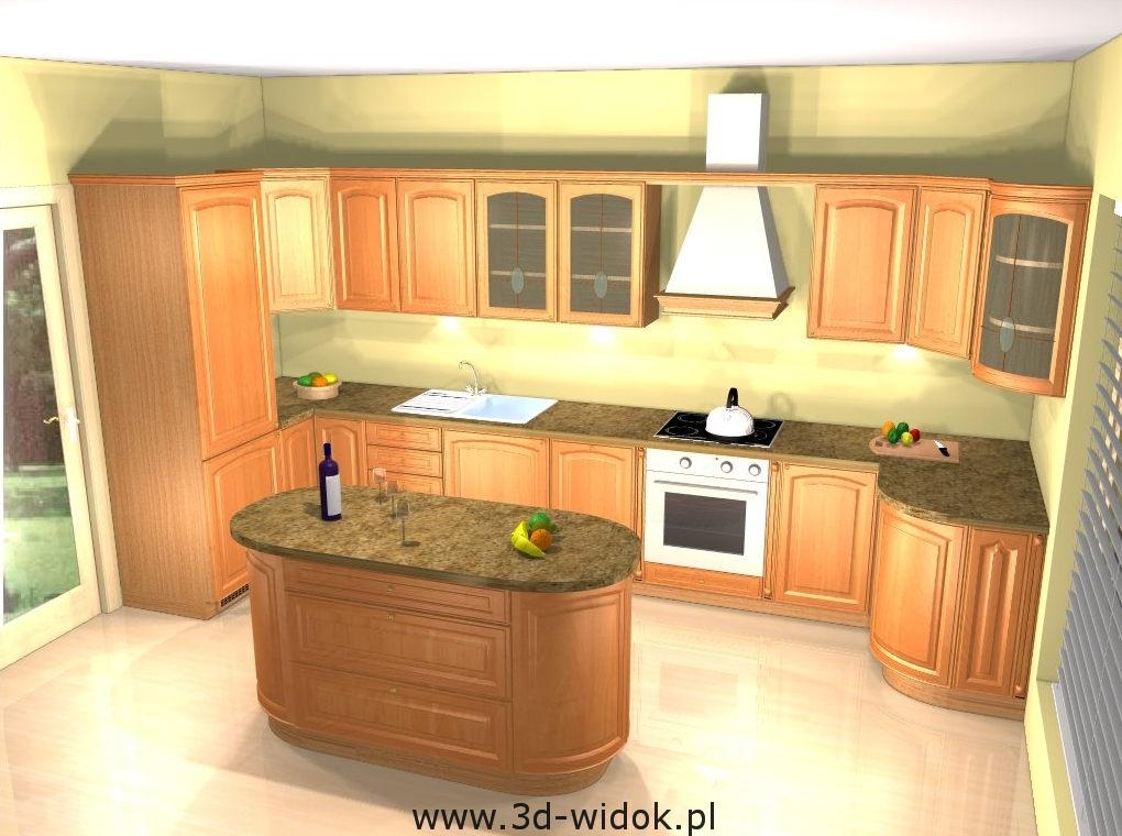 meble  panorama 360  wizualizacje 3d  wycieczka wirtualna -> Kuchnia Gazowa Lodz